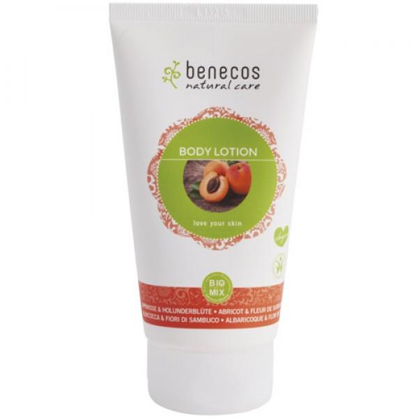 Benecos Body Lotion in Apricot & Elderflower