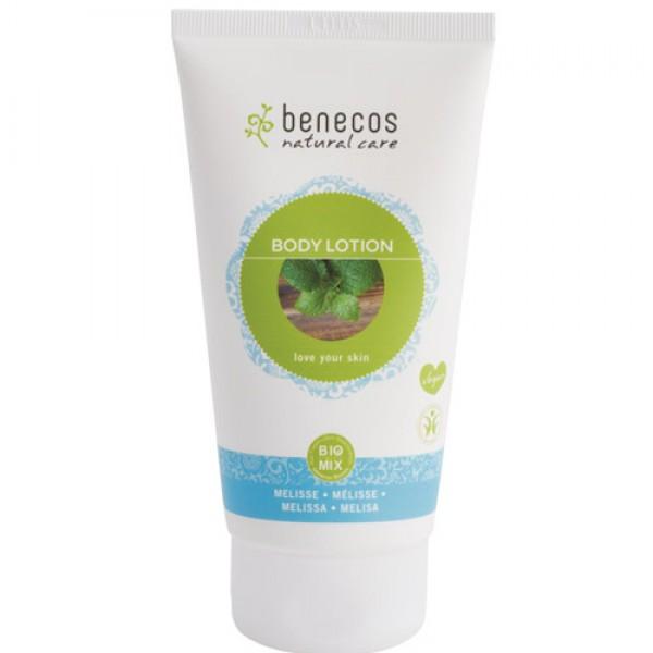 Benecos Body Lotion in Melissa (Lemon Balm)