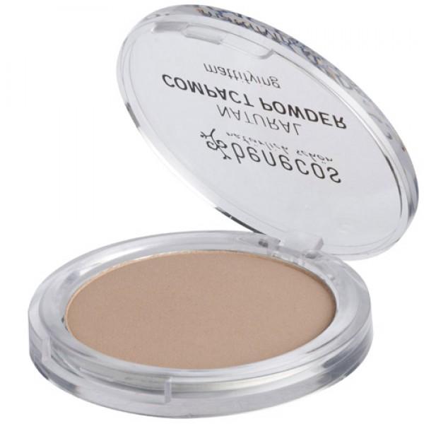 Benecos Compact Powder - Beige