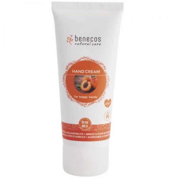 Benecos Hand Cream in Apricot & Elderflower