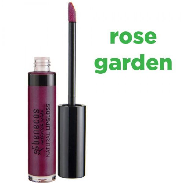 Benecos Natural Lipgloss - ROSE GARDEN
