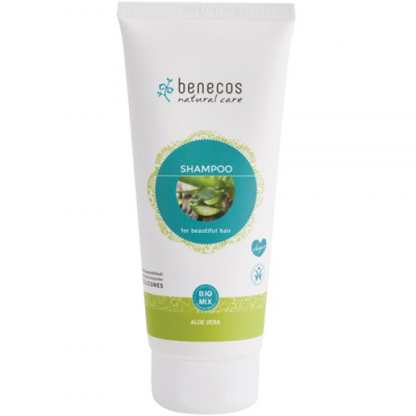 Benecos Shampoo in Aloe Vera (recommended for all hair types