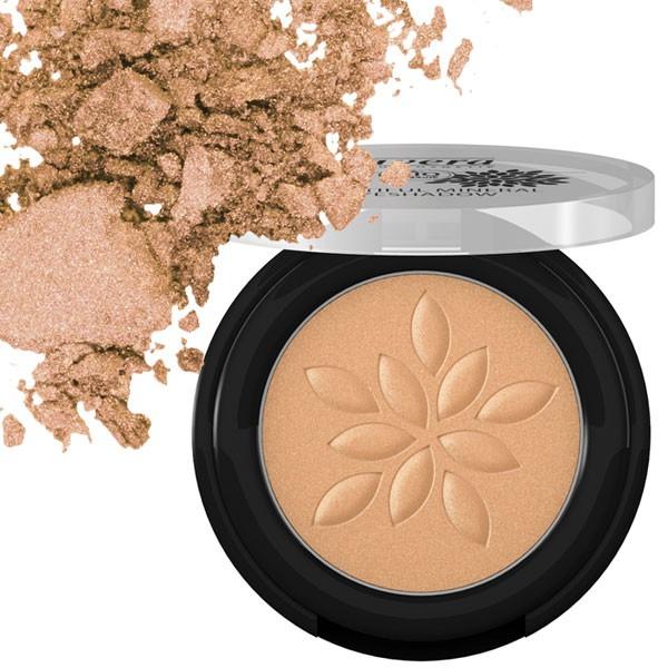 Lavera Beautiful Mineral Eyeshadow - 25 Golden Copper