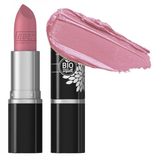 Lavera Lipstick 35 - Dainty Rose - Brand New Creamy Rose Shade sure to become a favourite