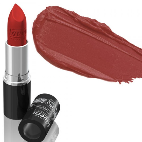 Lavera Lipstick 27 Matt 'n Red - Warm Red matte