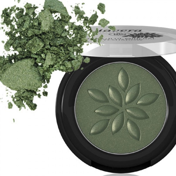 Lavera Beautiful Mineral Eyeshadow - 19 Green Gemstone