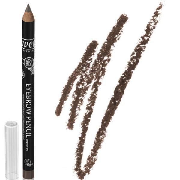 Lavera Eye Brow Pencil in Brown 01