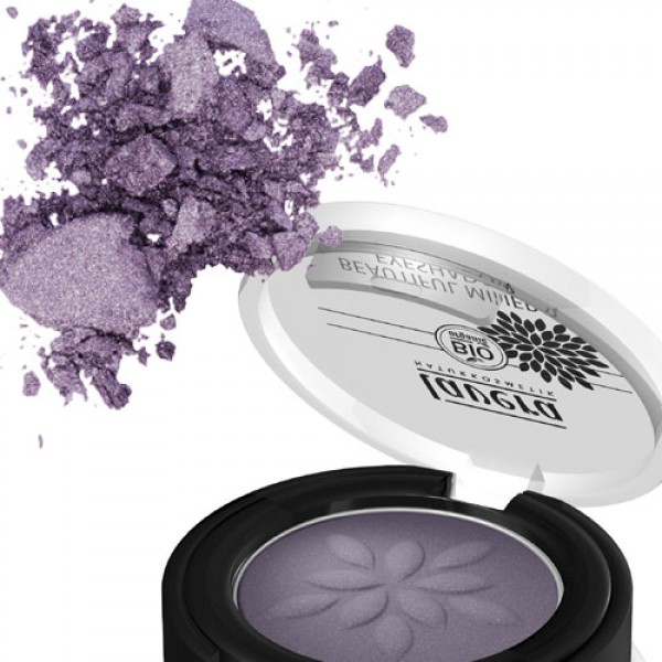 Lavera Beautiful Mineral Eyeshadow - 07 Diamond Violet