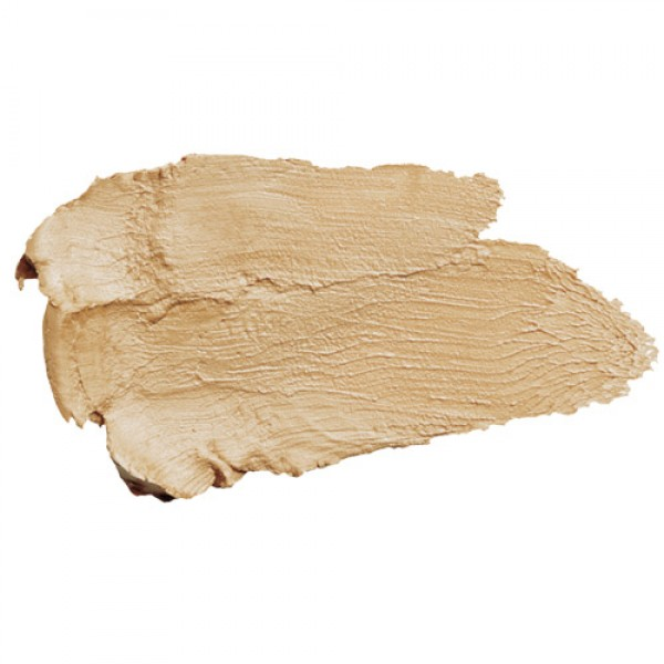Lavera Natural Mousse Make Up Honey 03 Swatch