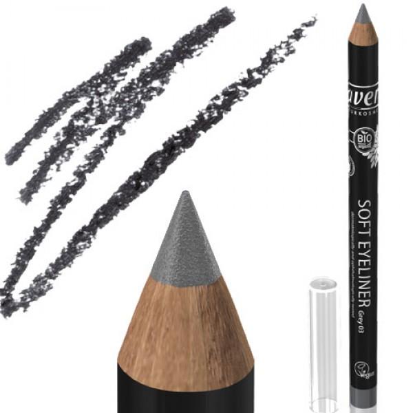 Lavera Soft Eye Liner 03 Grey