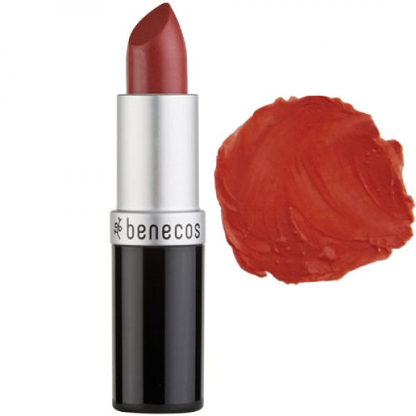 Benecos Natural Lipstick - SOFT CORAL