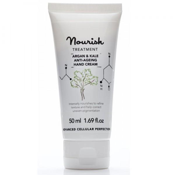 Nourish Argan & Kale Anti Ageing Hand Cream