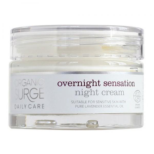 Organic Surge Overnight Sensation Night Cream